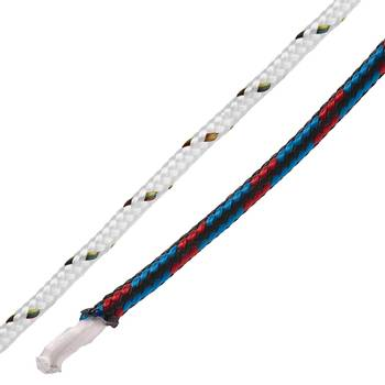 Tau, strikk og wire